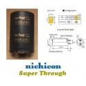 Nichicon KG 10000uF 100V 'Super Through' elettrolitico ^ dxh 60x100, LKG2A103MKZS