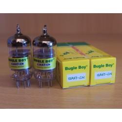 Bugle Boy 12AX7-CN, valvole elettroniche selezionate in COPPIA, made in China