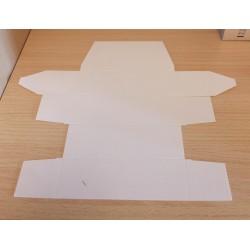 Scatola bianca per valvole tipo EL34/6L6GC
