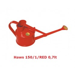 Haws 150/1/RED 'Handy indoor' 0,7lt, innaffiatoio RED in plastica