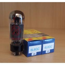 JJ Electronic 6L6GC, valvole selezionate in COPPIA