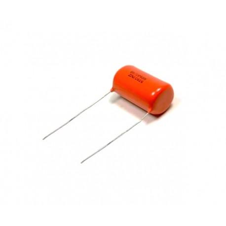 condensatore polipropilene 222 0,0022uF//600V Orange Drop 715