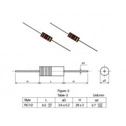 ECC 24mm 25ka Logarithmic Potentiometer Mono qb3