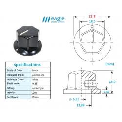 Eagle Plastic 45KN013-GRX