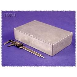 Hammond 1550J, contenitore in alluminio pressofuso