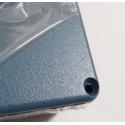 Hammond 1590GBU, contenitore AZZURRO alluminio pressofuso, IP54