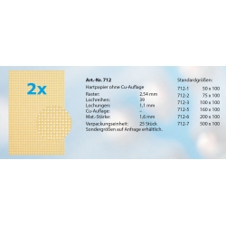 2x Rademacher 712-3
