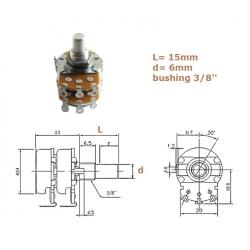 Alpha 24mm 1MAx2