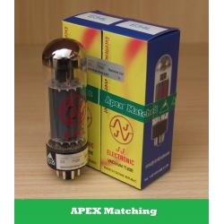 JJ Electronic E34L APEX valvole selezionate in COPPIA