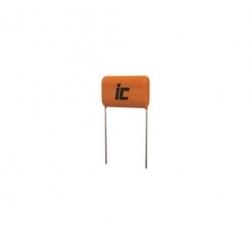 Cornell Dubilier MMR 0,68uF 100V, condensatore poliestere radiale 10%, 684MMR100K