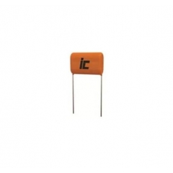 Cornell Dubilier MMR 6,8uF 100V, condensatore poliestere radiale 10%, 685MMR100K