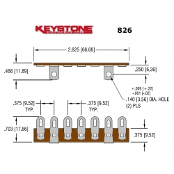 Keystone 826