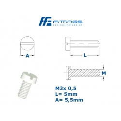 Fittings FFVNDM3050