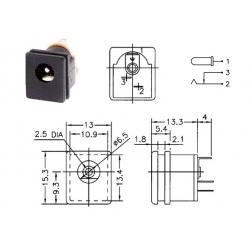 SC Precision SCD525DCS000B00G