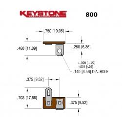 Keystone 800