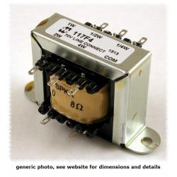 Hammond 117F8