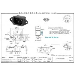 Multicomp JR-101S-G