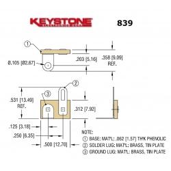 Keystone 839