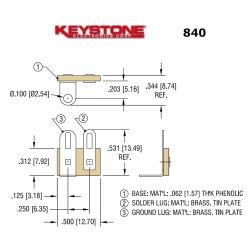 Keystone 840