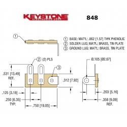 Keystone 848