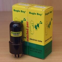 Bugle Boy 6V6GT-RU-C (6p6s), valvole elettroniche selezionate in COPPIA