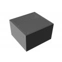Hammond RM3U0808VBK, contenitore montaggio rack 19''