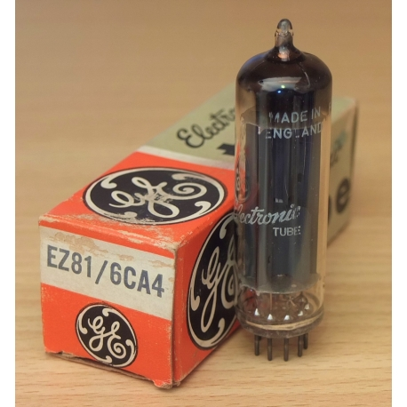 General Electric EZ81