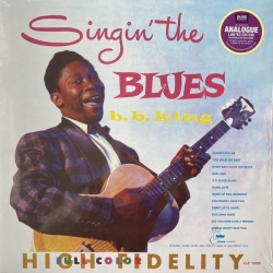 B. B. King: Singin' the Blues