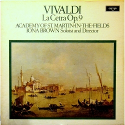 Antonio Vivaldi: La Cetra