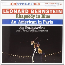 George Gershwin: Rhapsody in Blue / An American in Paris