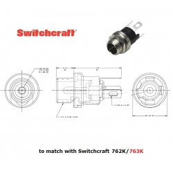 Switchcraft 722A