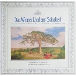 Das Wiener Lied um Schubert, Hermann Prey