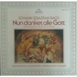 Johann Sebastian Bach: Nun Danket Alle Gott