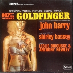 John Barry: 007 Goldfinger