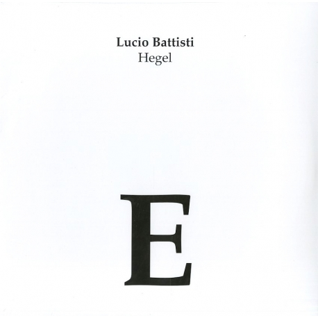 Lucio Battisti: Hegel