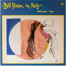 Bill Dixon: In Italy - Volume Two, Soul Note SN1011, LP