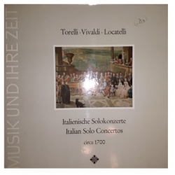 Torelli, Vivaldi, Locatelli: Italian Solo Concertos