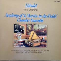 Georg Friedrich Händel: Trio Sonatas