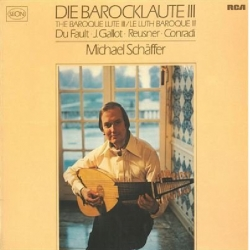 Michael Schäffer: The Baroque Lute III