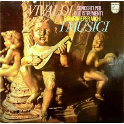 Vivaldi: Concerti Per Due Istrumenti