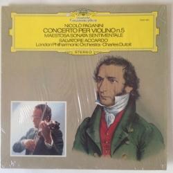 Nicolò Paganini: Concerto Per Violino N.5, Maestosa Sonata Sentimentale