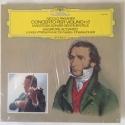 Nicolò Paganini: Concerto Per Violino N.5, Maestosa Sonata Sentimentale, Accardo, London Philharmonic, Dutoit DG 2530 961