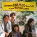 Joseph Haydn: String Quartets Op. 20 Nos. 4 & 5, Tokyo String Quartet, DG 2531 380