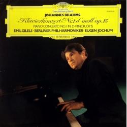 Johannes Brahms: Klavierkonzert Nr. 1 d-moll Op. 15