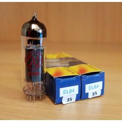JJ Electronic EL84 (6BQ5), valvole selezionate in COPPIA