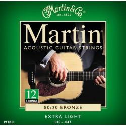 Martin & Co. M180-12 Extra Light