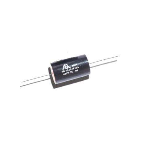 assiale SCR PPE 22uF//630V GOLD PRINT condensatore poliprop 226