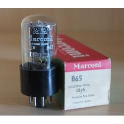 Marconi B65 (Brimar 6SN7GT)