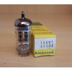 Amperex Holland ECC82, valvola elettronica (s)