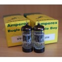 Amperex Bugle Boy 5751, valvole elettroniche (coppia), made in USA